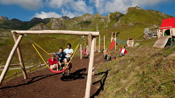 Familienurlaub in Bad Hofgastein